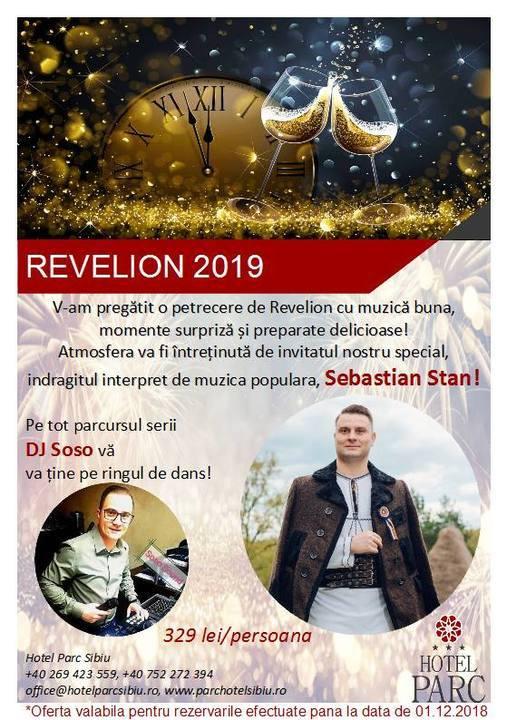 Evenimente Petrecere Revelion 2019 Sibiu