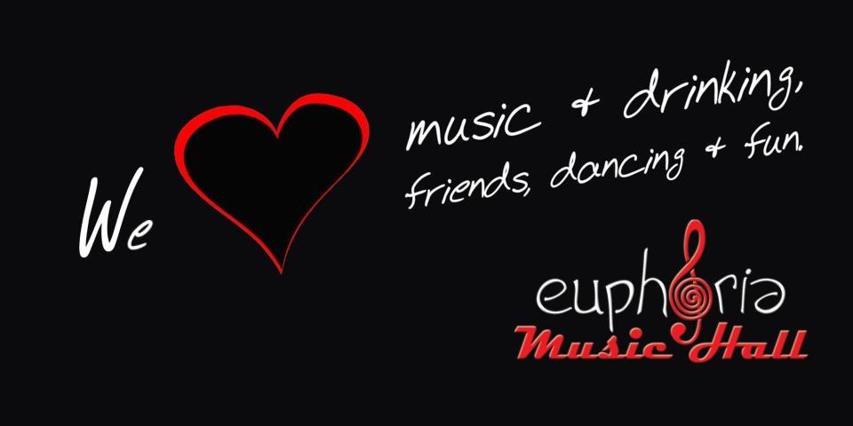 Euphoria Music Hall - Cluj City App by Eventya