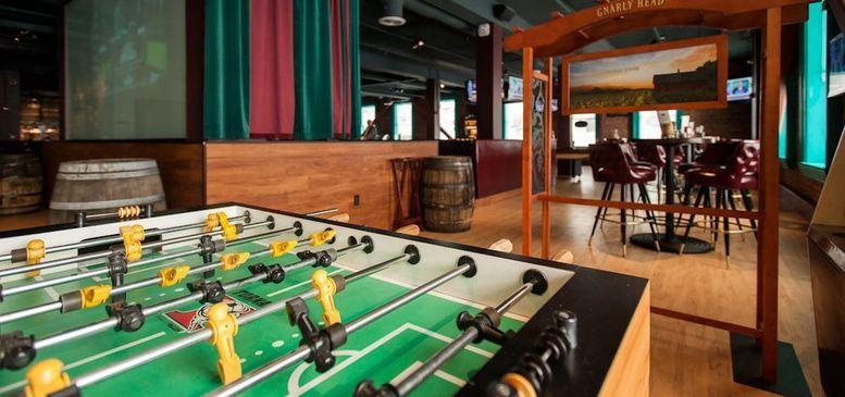 Golden Gate Tap Room - Table Soccer